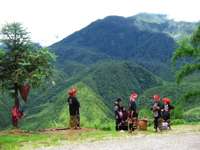 SAPA TREK 5 DAYS 6 NIGHTS
